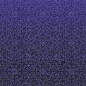Priorità bassa senza giunte del damasco Pattern Design e carta da parati fatta di piastrelle di ceramica turca Texture vettoriale