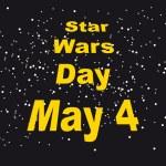 Постер, плакат: Star Wars Day