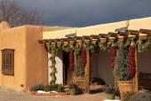 Eingangsbereich in Santa Fe