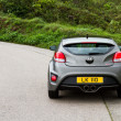 Постер, плакат: Hyundai Veloster 2013 Turbo Version