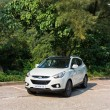 Постер, плакат: Hyundai TUCSON 2 0 2013 Model