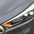 Постер, плакат: Hyundai Tucson Facelift 2015 head Light