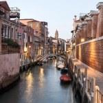 Постер, плакат: Streets and bridges of Venice