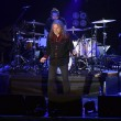 Постер, плакат: Famous English singer Robert Plant