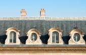 Windows pařížské podkrovní