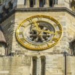 Постер, плакат: Clock of Kaiser Wilhelm Memorial Church in Berlin