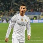 Постер, плакат: Footballer Cristiano Ronaldo