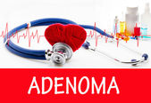 The diagnosis of adenoma