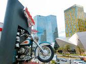 Las Vegas, Usa - 05 květen 2016: Harley Davidson café