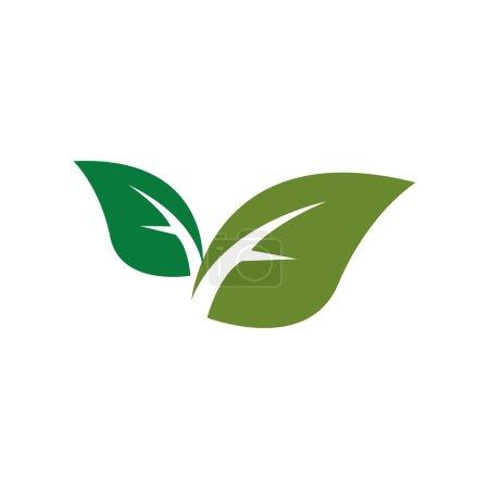 Logo Vegetable food design