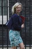 Politician Liz Truss MP