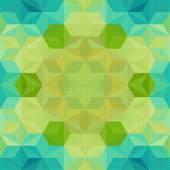 Abstract Mosaic Pattern — Stock Photo