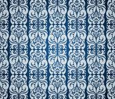 Seamless wallpaper retro pattern — Stock Vector