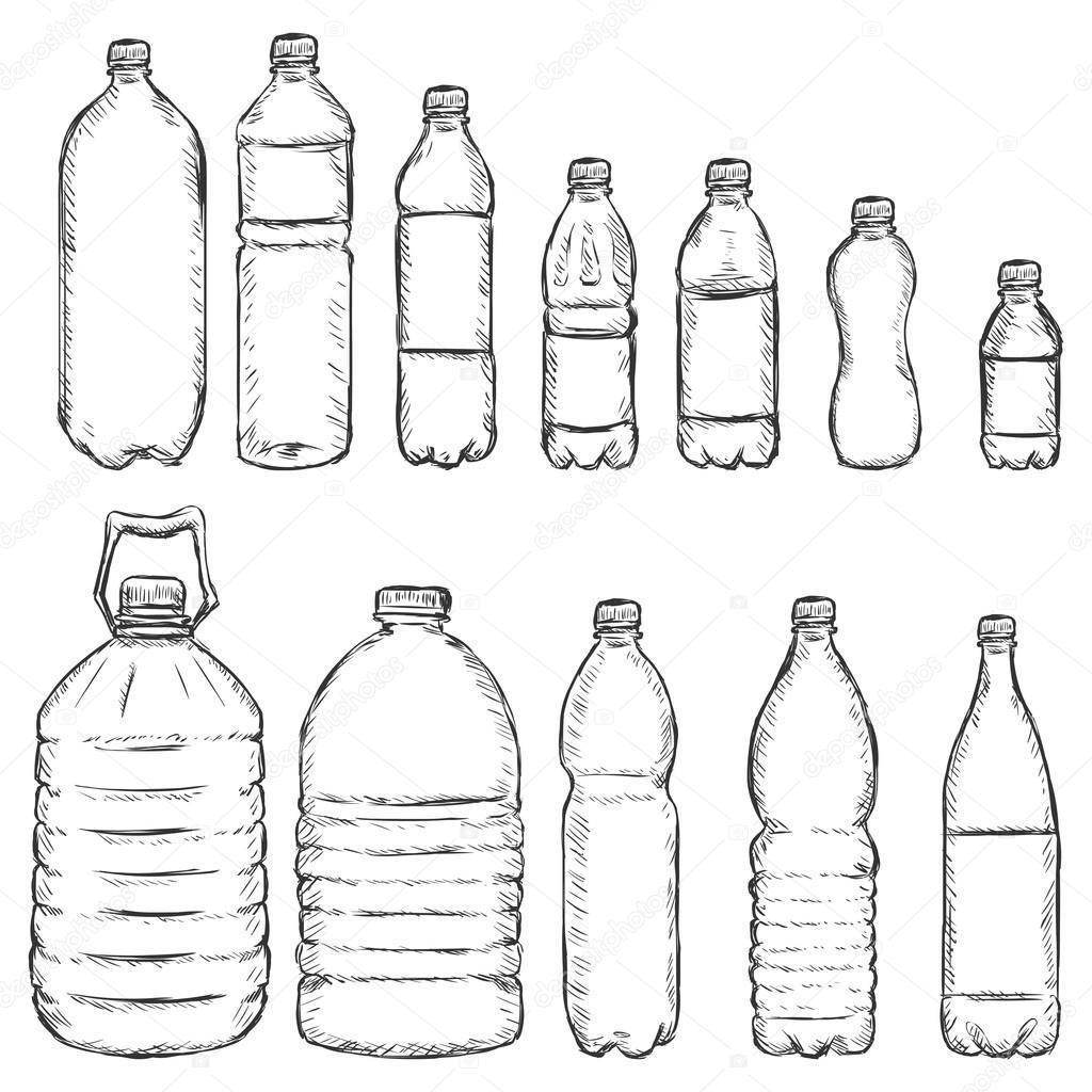 Бутылка с дыркой 15 фотография