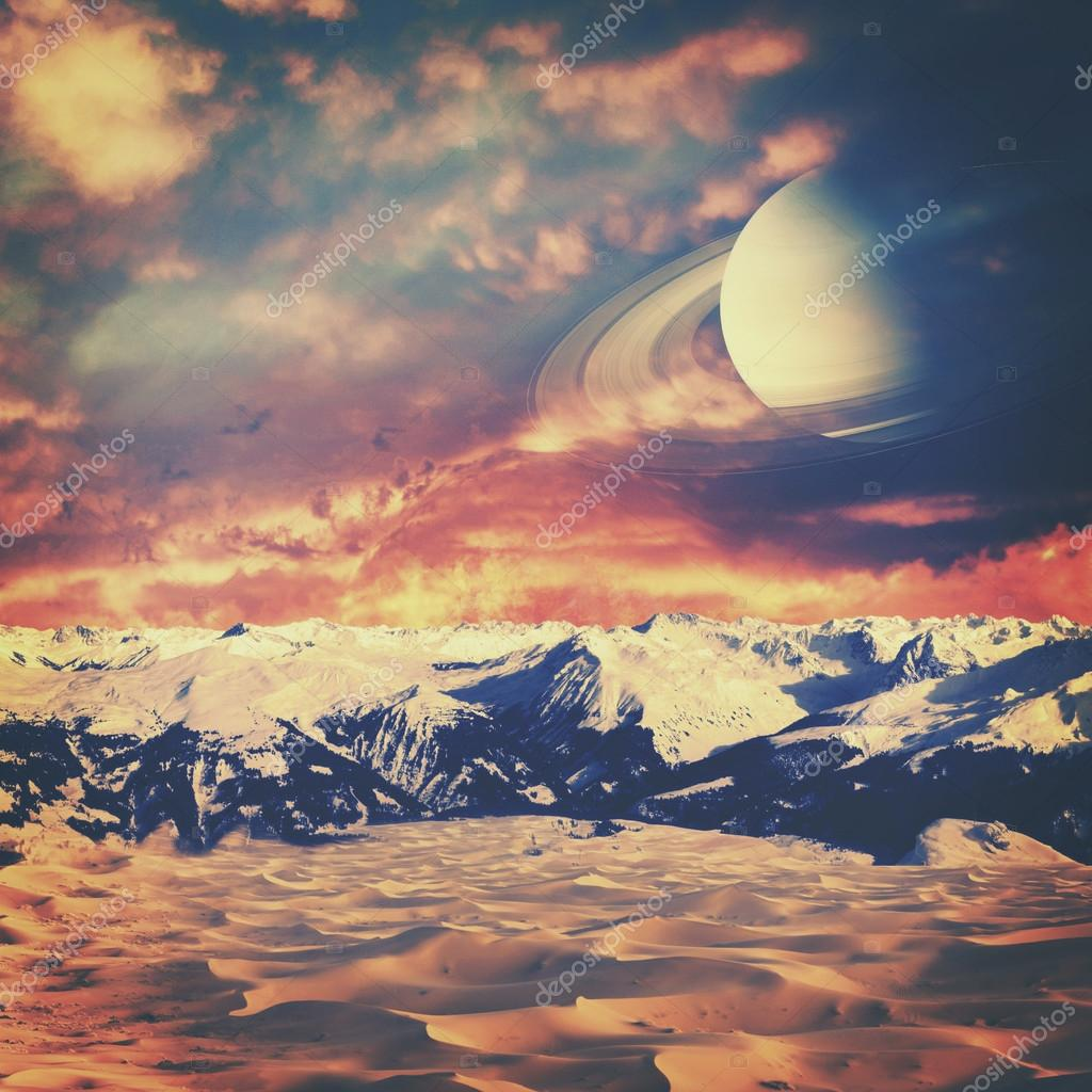 Another world horizons.