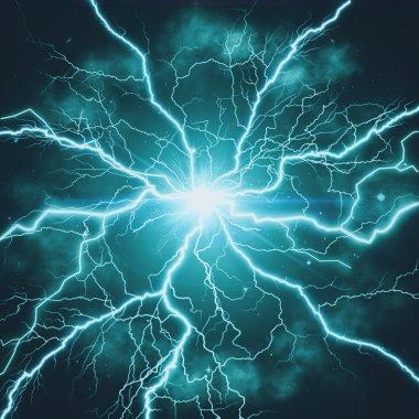 High voltage strike