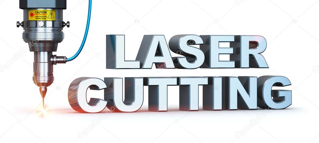 Laser cutting technology