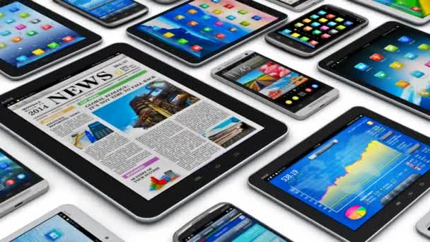 Mobile devices collection