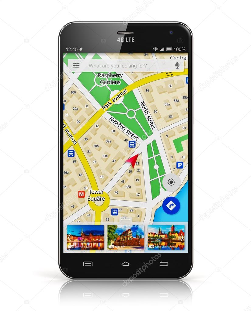 Como Rastrear La Ubicación de Un Teléfono Celular Utilizando Google Earth