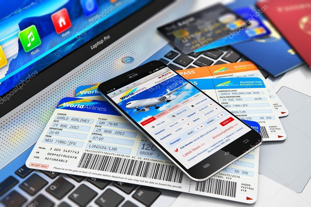 online vliegtickets