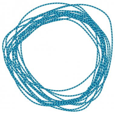 Coiled cord icon