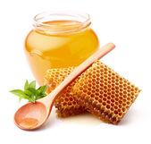 Fotografie čerstvý med
