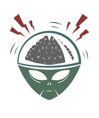 Evil alien invader