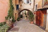 Fotografie staré město Coaraze