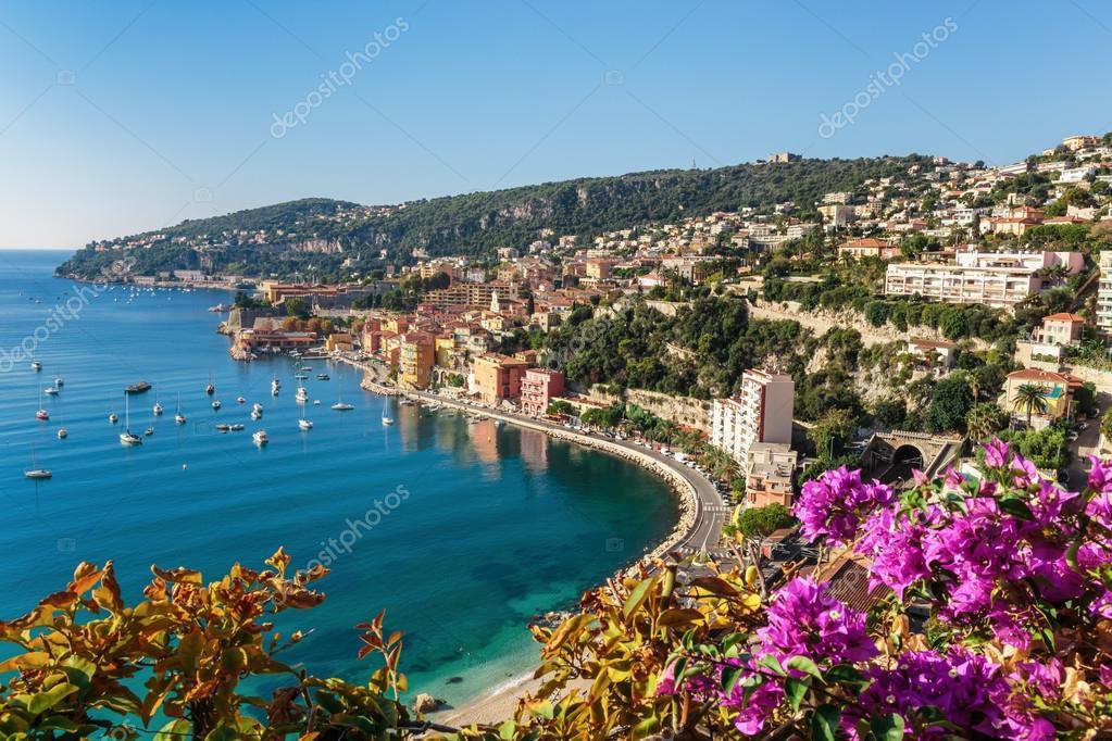 Cote d'Azur Panoramic view
