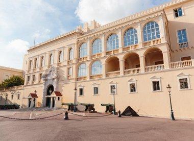 "Картина, постер, плакат, фотообои ""Княжеский дворец в Монако"", артикул 65069363"