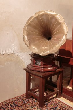 Exhibit in Ancient Islamic School