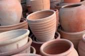 Handmade ceramic pots