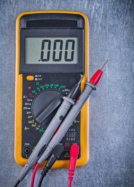 Digital electric tester