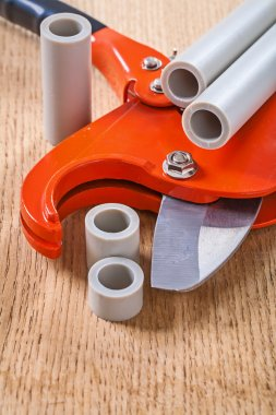 Pipes and pipe cutter