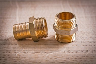 Brass Pipe Connectors