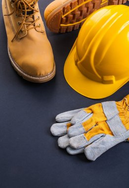 Protective working wear set