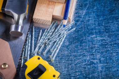Composition of construction working tools