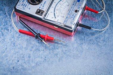 Electrical equipment of measurement