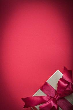 holiday present box
