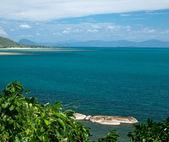 Fotografie pláž a tropické moře