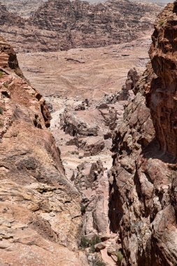 Rock  in Petra