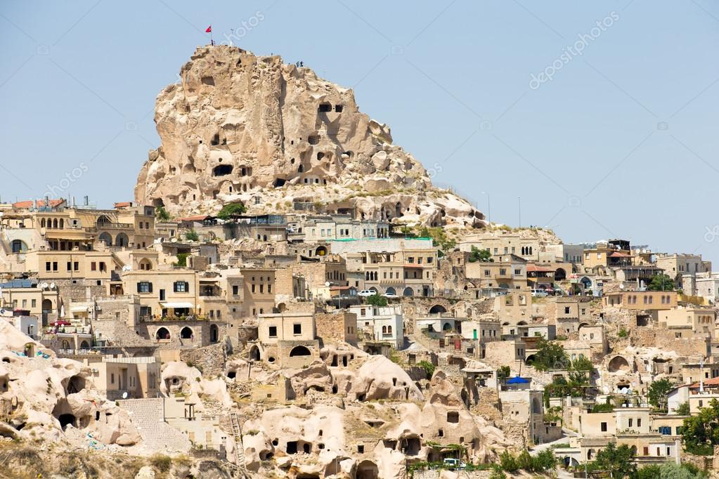 Stock Photo Rocks In Capadocia Turkey on nevsehir turkey
