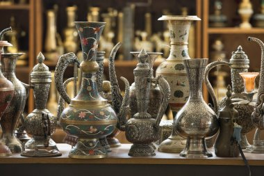 Arabic lamps shop