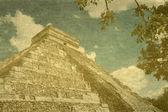Fotografie Kukulkan Pyramid in  Mexico