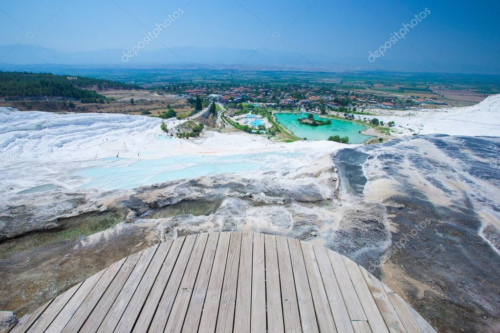 Natural site in Denizli Province