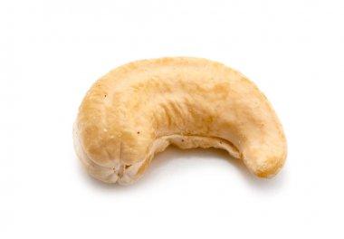 Close-up of cashew nut