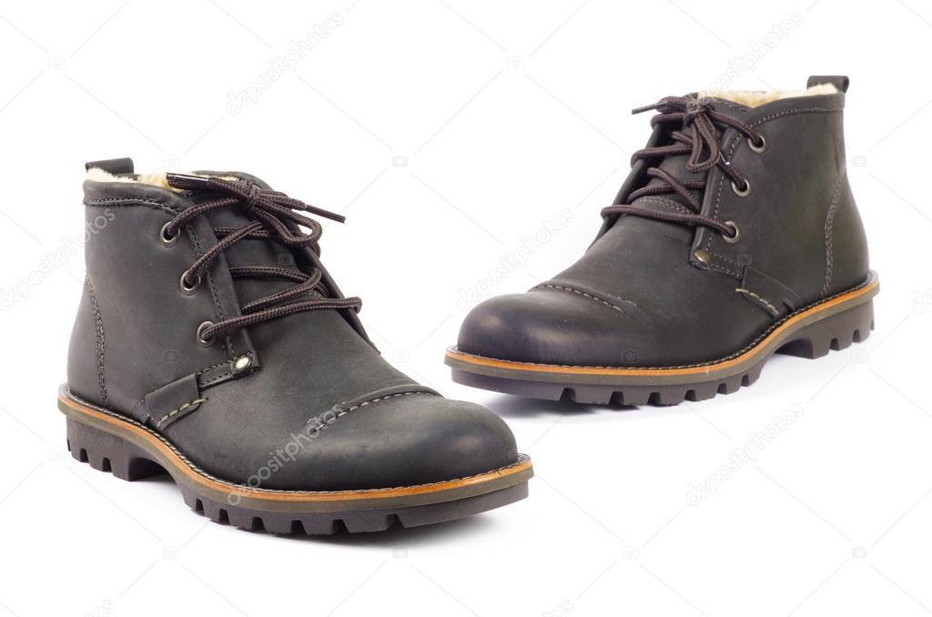Чоловіче шкіряне взуття — Стокове фото — колір © Pakhnyushchyy  99292664 07b54e829a4f6