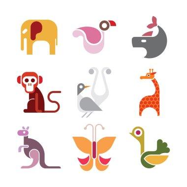 Animal Vector Icons