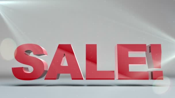 Sale word concept, for shopping, sales, advertising, discounts and promotion