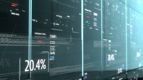 počítač kód pozadí